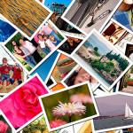 Digital photographic prints
