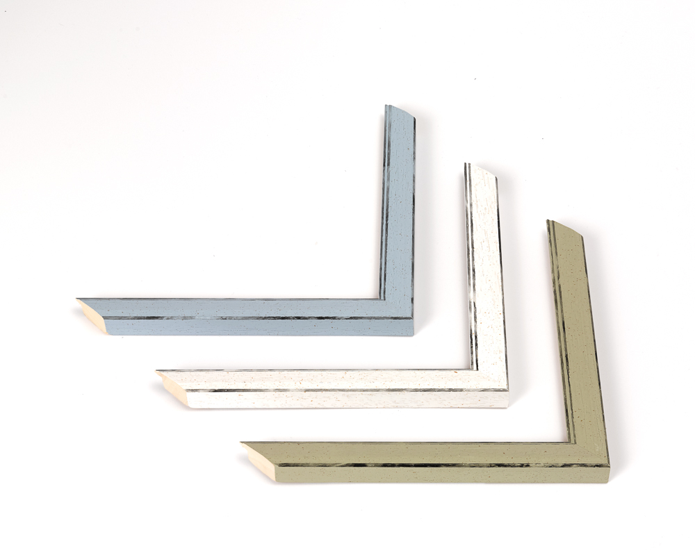 L2166 Pistachio 21x16mm L2157 Chalk 21x16mm L2156 Duck Egg 21x16mm
